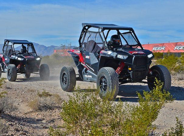 Dune Buggy Razor Tour Las Vegas