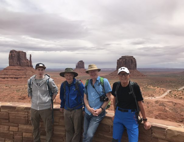 Hiking and Camping National Parks of the west Tour (13)