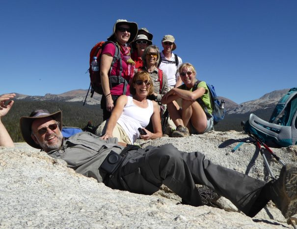 Hiking and Camping National Parks of the west Tour (16)