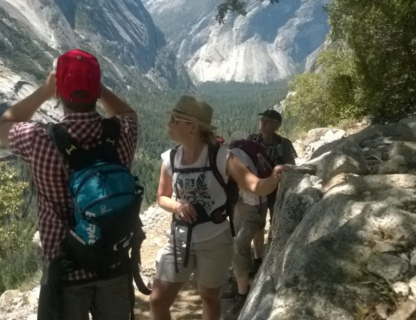 Hiking and Camping National Parks of the west Tour (27)