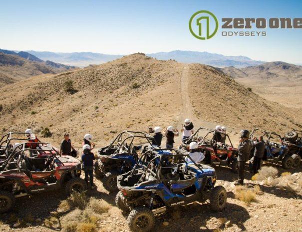Zero 1 Mojave Desert Tour