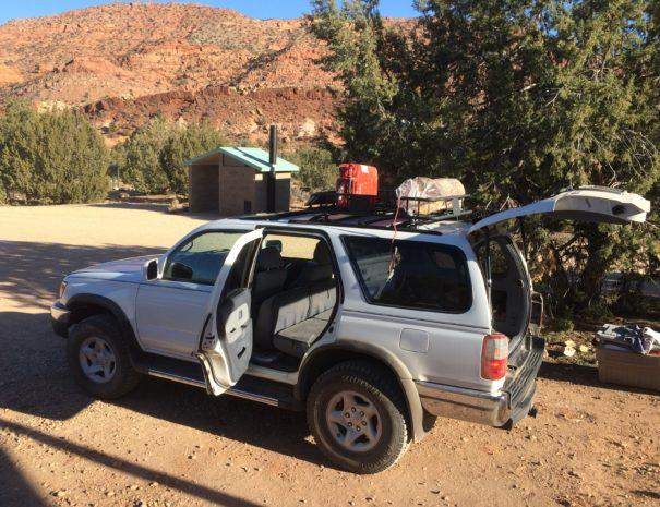 Camping on Safari Tour (3)