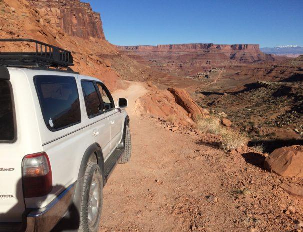 Offroad Moab Tour Nov 2018